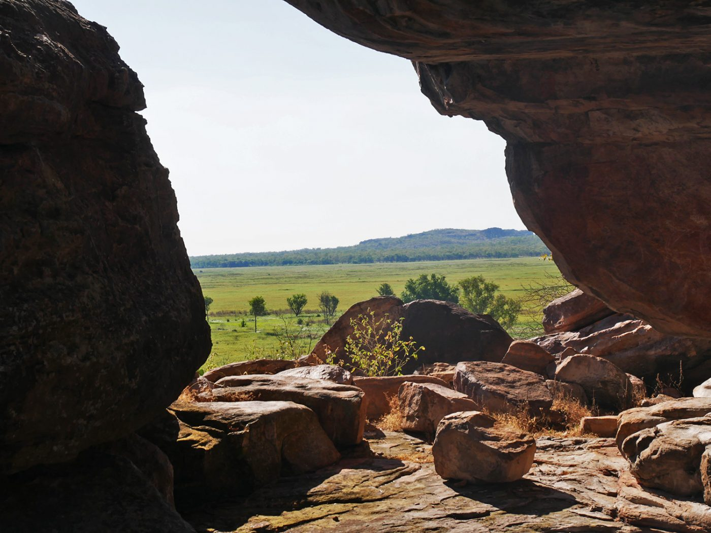 Beautiful view through - Kakadu National Park