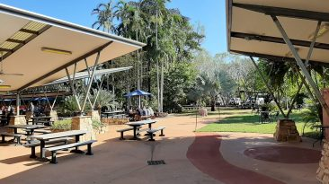 Cooinda Lodge Kakadu - Northern Territory - Australia