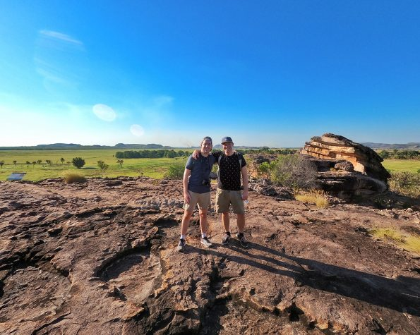 Kakadu National Park: Ubirr, Yellow Water Cruise & Scenic Flight