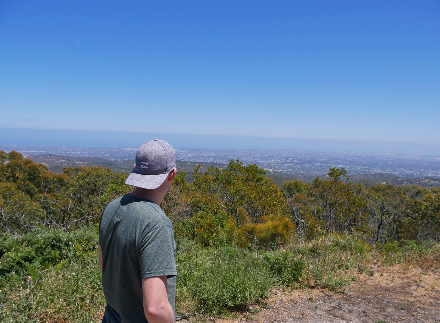 Beautiful Hike at Mount Lofty - South-Australia - what to do in Australia