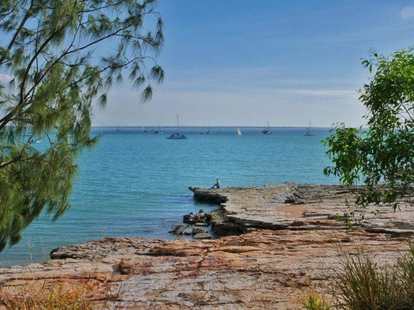 Darwin - the most beautiful places along the coast of Darwin