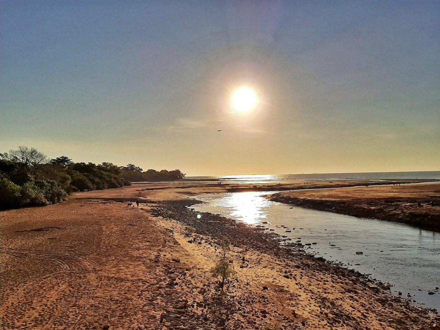 Sunset at Nightcliff - Darwin