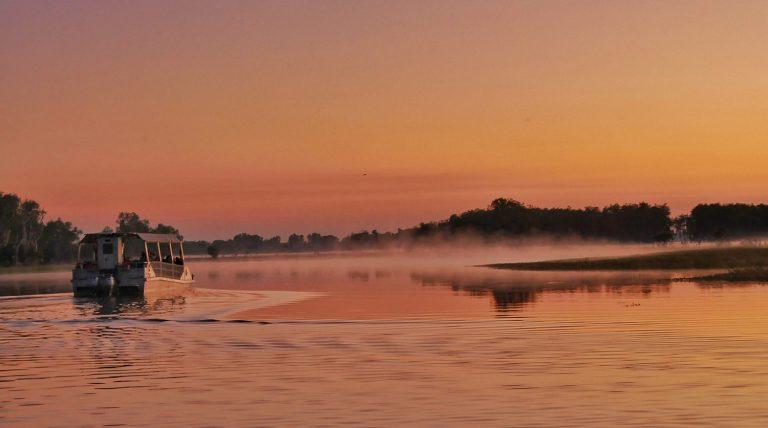 Yellow Water Cruise - Kakadu National Park