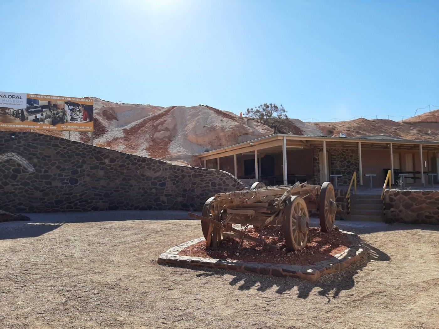 Umoona Opal Mine Museum