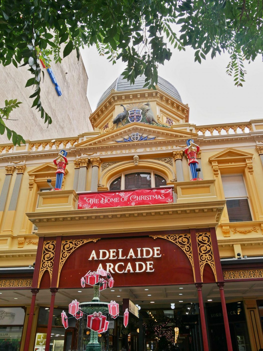Adelaide Arcade - what to do in Adelaide