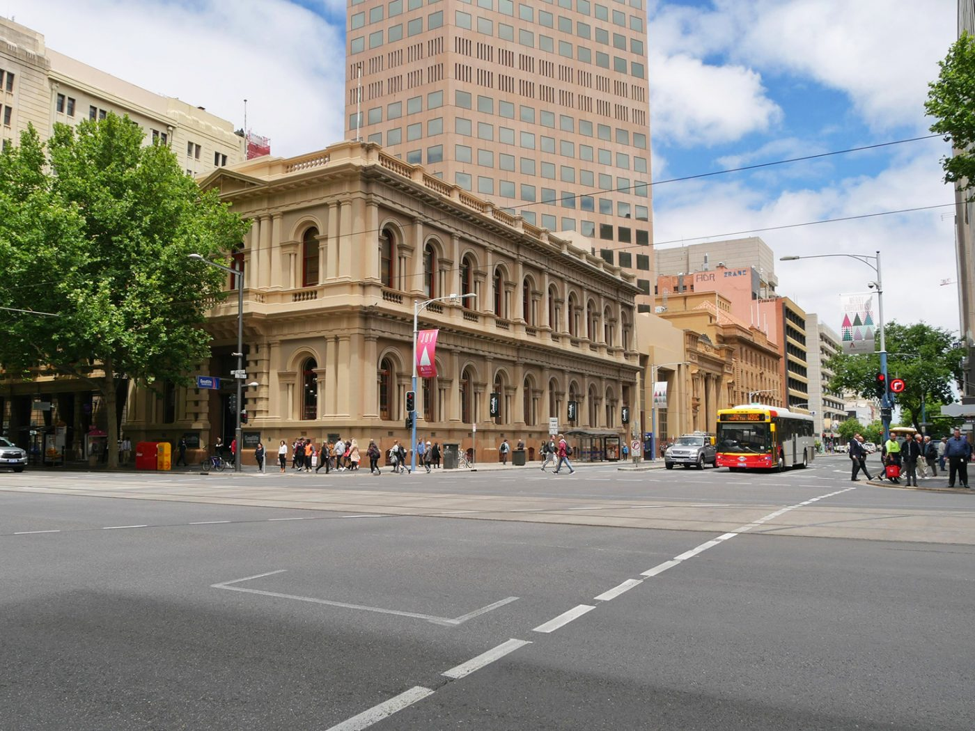 Adelaide city centre - what to do in Adelaide