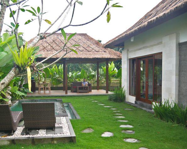Three Gold Luxury Private Villas - Ubud Bali Indonesia