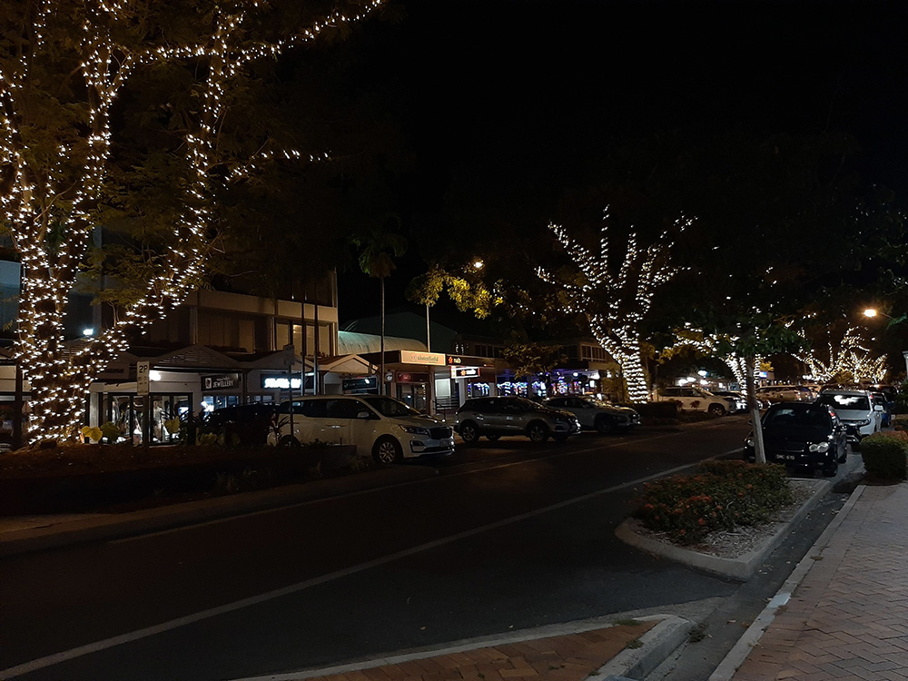 Christmas lights -  Port Douglas