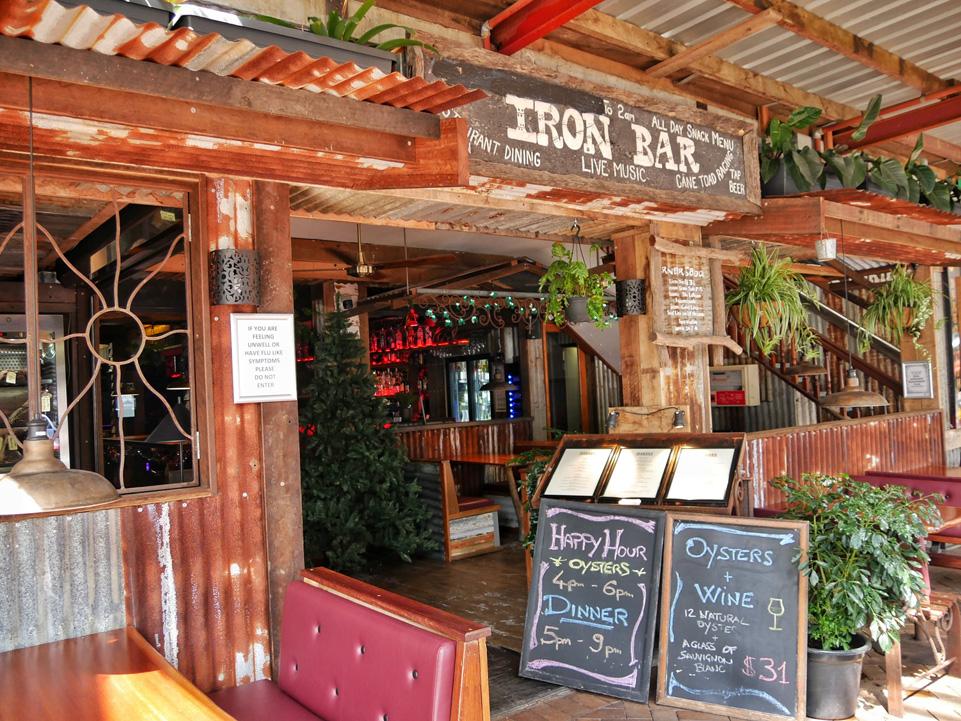 Iron Bar - delicious steaks