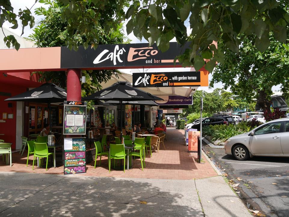 Great cafés and restaurants in Port Douglas