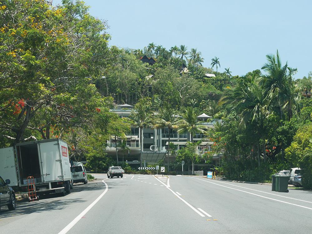 Centre of Port Douglas