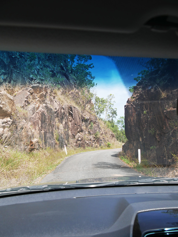 Route to the Wallaman Falls