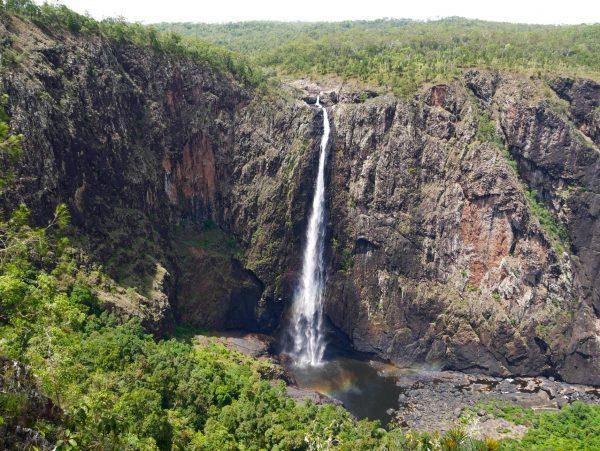 Wallaman Falls in Australia
