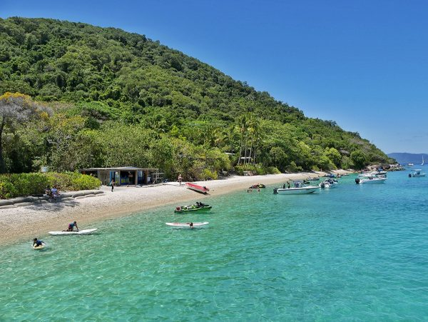Fitzroy Island - what to do on the island?